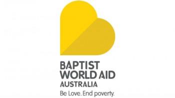 Baptist World Aid Australia's logo