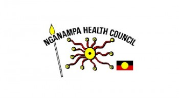 Nganampa Health Council's logo