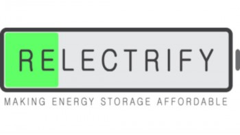 Relectrify's logo