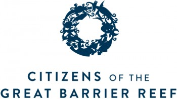 Citizens of the Great Barrier Reef's logo