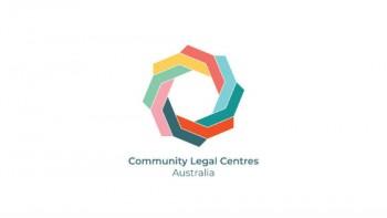 Community Legal Centres Australia's logo
