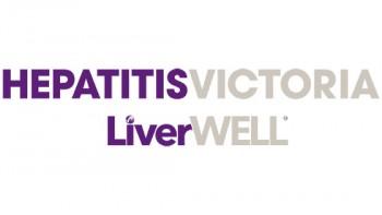Hepatitis Victoria/LiverWELL®'s logo