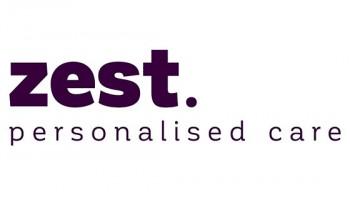 Zest Care's logo