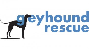 Greyhound Rescue's logo