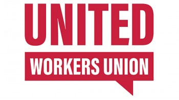 United Workers Union's logo