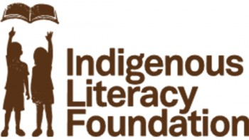 Indigenous Literacy Foundation's logo