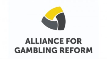 Alliance for Gambling Reform's logo