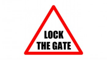 Lock the Gate Alliance Limited's logo
