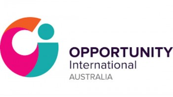 Opportunity International Australia's logo