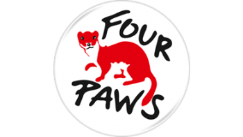 FOUR PAWS Australia's logo
