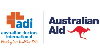 Australian Doctors International (ADI)'s logo