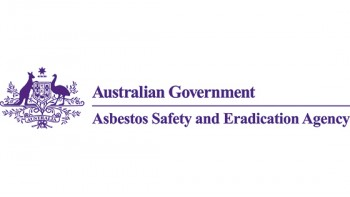 Asbestos Safety and Eradication Agency's logo