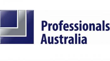 Professionals Australia's logo