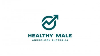 Healthy Male's logo