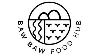 Baw Baw Food Hub's logo