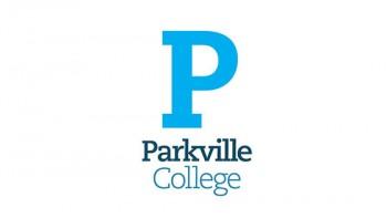 Parkville College's logo