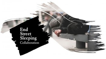 End Street Sleeping Collaboration's logo