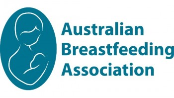 Australian Breastfeeding Association's logo