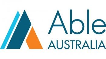 Able Australia 's logo