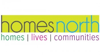 Homes North's logo