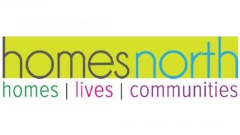 Homes North's logo