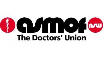 ASMOF - The Doctors Union's logo