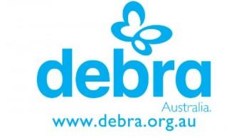 DEBRA Australia's logo