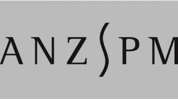 The Australian and New Zealand Society of Palliative Medicine's logo