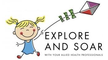 Explore and Soar's logo