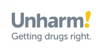 Unharm's logo