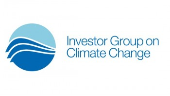 Investor Group on Climate Change's logo