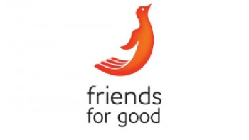 Friends for Good's logo