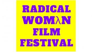 Radical Womyn Film  Festival's logo