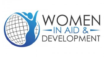 Women in Aid & Development's logo