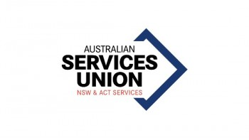Australian Services Union NSW and ACT Services Branch's logo