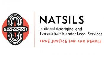 National Aboriginal and Torres Strait Islander Legal Services (NATSILS)'s logo