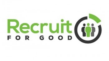 Recruit for Good's logo