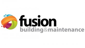 Fusion Building and Maintenance - Fusion Aust. Ltd's logo