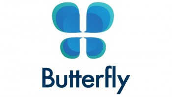Butterfly Foundation's logo