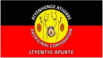 Atyenhenge-atherre Aboriginal Corporation's logo