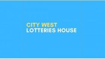 City West Lotteries House's logo