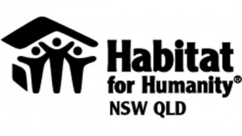 Habitat for Humanity NSW & QLD's logo