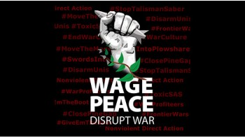 Australian Nonviolence Projects - Wage Peace's logo