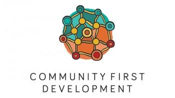Community First Development's logo