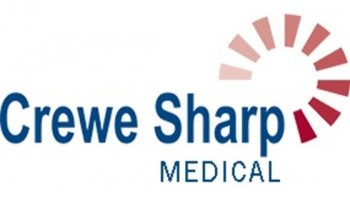 Crewe Sharp Medical's logo