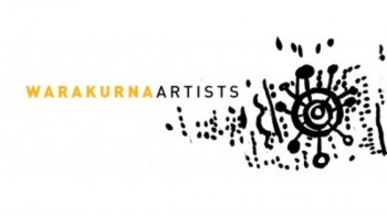 Warakurna Artists WA's logo
