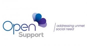 Open Support's logo
