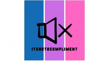 It's Not A Compliment's logo