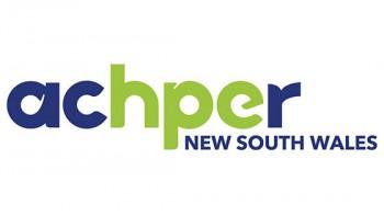 ACHPER NSW's logo