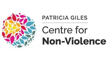 Patricia Giles Centre for Non-Violence's logo